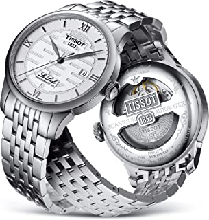 Le Locle Double Happiness Silver Dial Automatic Men's Watch T006.407.11.033.01