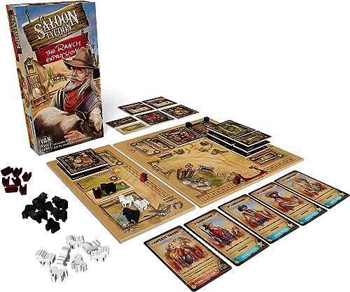 saludable Van Ryder Games Games Games Saloon Tycoon  The Ranch - English  Venta en línea precio bajo descuento