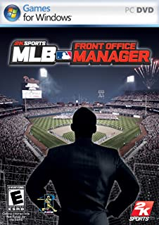 MLB Front Office Manager - PC