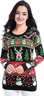 plus size naughty christmas sweaters