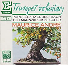 trumpet voluntary cd