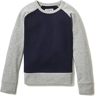 LOOK by crewcuts Girocollo Raglan Felpa Fashion-Sweatshirts Bambino