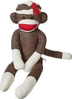 Schylling Jumbo Sock Monkey