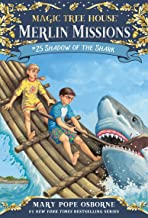 Shadow of the Shark (Magic Tree House: Merlin Missions Book 25)