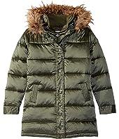 Long Down Coat (Toddler/Little Kids/Big Kids)