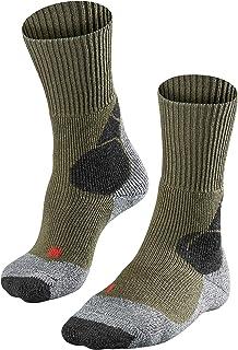 Socken TK4 Calcetines, Hombre, Verde Oliva