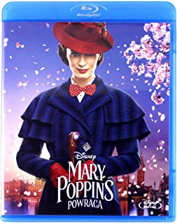 Mary Poppins Returns [Blu-Ray] [Region Free] (English audio. English subtitles)