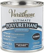 Rust-Oleum 200061H Varathane Ultimate Polyurethane Water Based, 1/2 Pint, Gloss