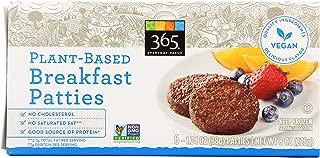 365 Everyday Value Plant-Based Breakfast Patties, 8 oz