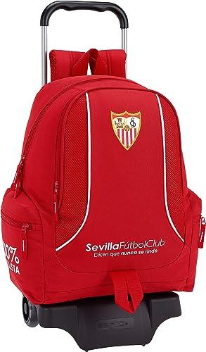 F.C. Sevilla 2018 voituretable, 43 cm, Rouge (rouge)
