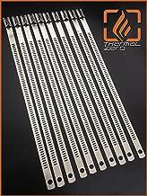 Snap Strip Stainless Steel Zip Tie 10 Pack 14