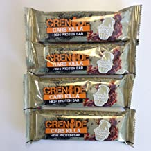 Grenade Carb Killa High Protein and Low Carb Bar 4 60g Caramel Chaos MiniPack Estimated Price : £ 5,99