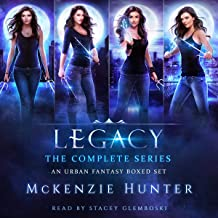 Legacy Series: An Urban Fantasy Boxed Set (Books 1-4)