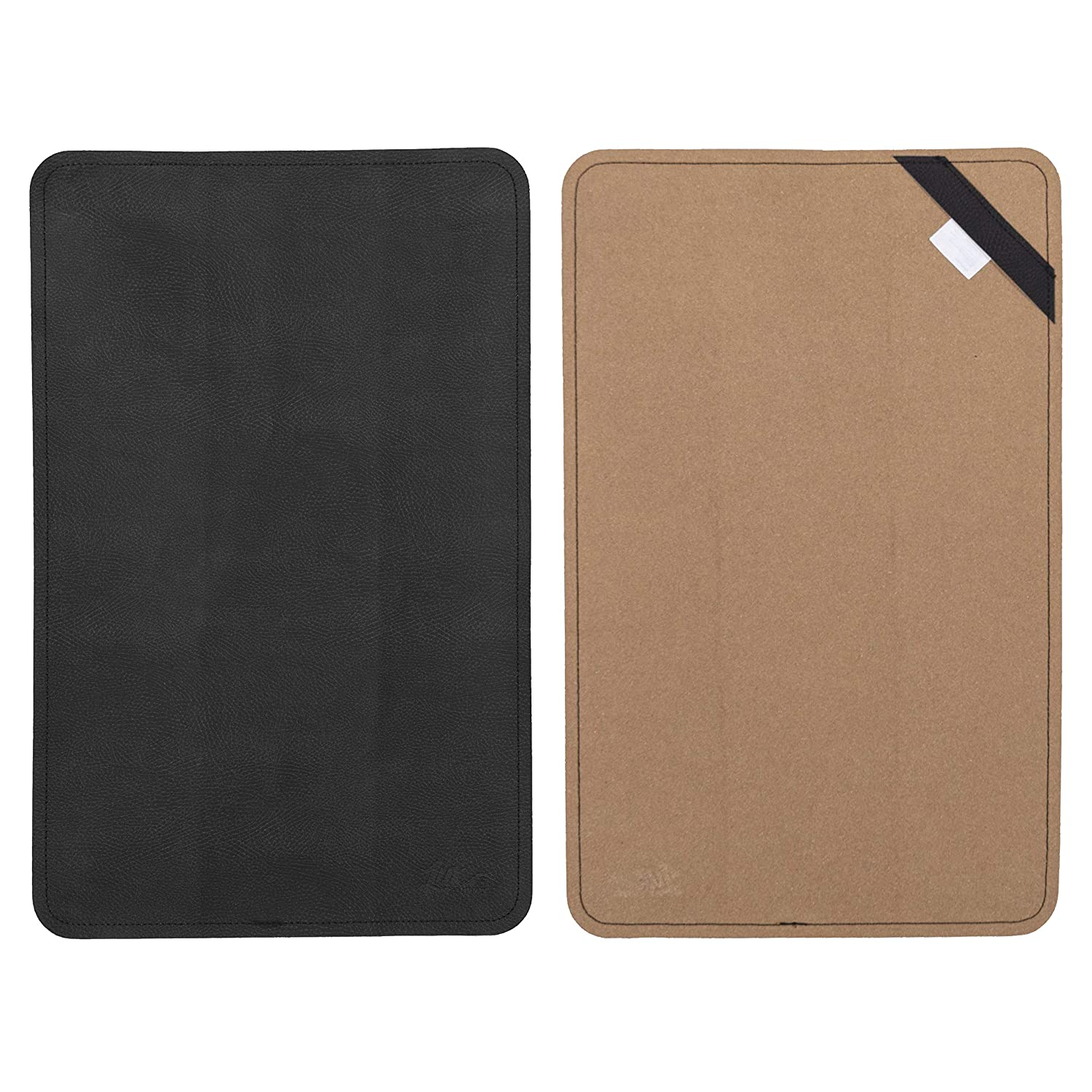 Lux Supply Co. Vegan Leather Baby Mat and Place Mat! 14x22