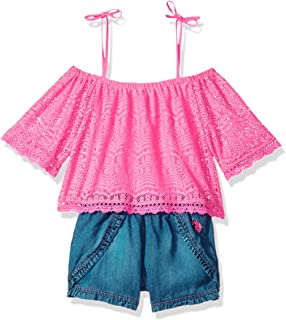 76bcc1fa774 Amazon.com  Big Girls (7-16) - Jumpsuits   Rompers   Clothing ...