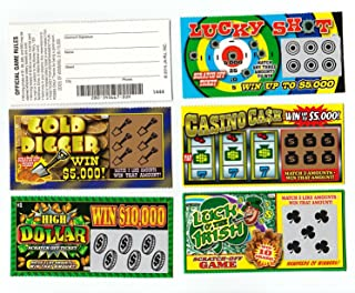 Best lottery ticket gag gift Reviews