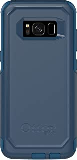 OtterBox COMMUTER SERIES for Samsung Galaxy S8 - Frustration Free Packaging - BESPOKE WAY (BLAZER BLUE/STORMY SEAS BLUE)