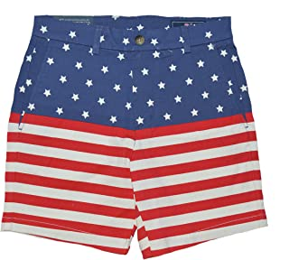 Vineyard Vines Men's 7 Inch Shorts Stretch Breaker Chino Shorts