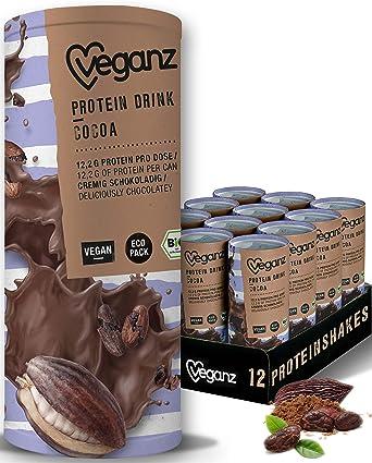 Proteínas veganas de Shake BIO Proteinpulver Vegan ...