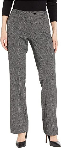 Modern Fit Herringbone Pants