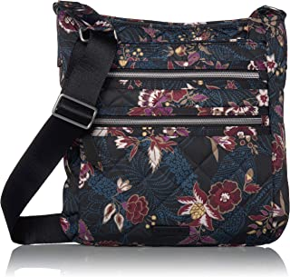 Iconic Triple Zip Hipster, Performance Twill, Garden Dream