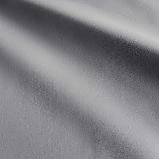 Stoff Meterware Markisenstoff grau Uni hellgrau UV beständig Sichtschutz Sonnensegel