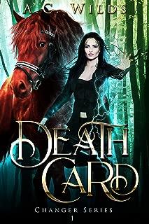 Death Card: A Reverse Harem Novel (Changer Series Book 1)
