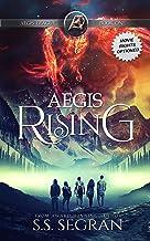 Aegis Rising: Realistic Fantasy Adventure (The Aegis League Series Book 1)