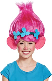Disguise Inc - Trolls - Poppy Child Wig