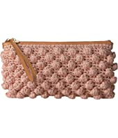 M Missoni - Lurex Raffia Clutch