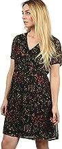 BlendShe Charlotte Damen Freizeitkleid Kleid Mit V-Ausschnitt Knielang