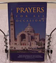 Prayers for All Occasions: From the Basilica of The National Shrine of The Immaculate Conception, Washington, D.C.