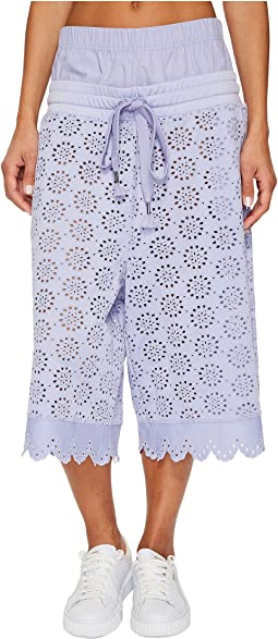 Fenty Embroidered Long Shorts