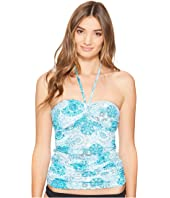 Bleu Rod Beattie - Soak Up The Sun Bandeau Tankini