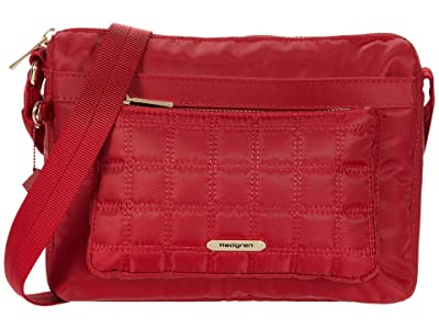 Hedgren Isabella Eco-Friendly Crossbody (Sun Dried Tomato) Bags