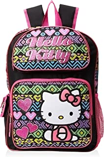 hello kitty head backpack