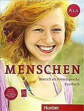 Scaricare Libri Menschen A1/1. Deutsch als Fremdsprache / Kursbuch [Lingua tedesca] PDF