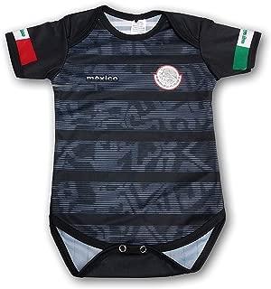Mexico Soccer Baby Bodysuit Mameluco Jumpsuit