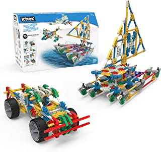 K'NEX 70 Model Building Set – 705 Pieces – Ages 7+ Engineering Education..