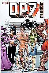 D.P. 7 Classic Vol. 1 (D. P. 7 (1986-1989)) Kindle Edition