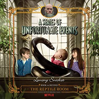 The Reptile Room: A Series of Unfortunate Events, Book 2