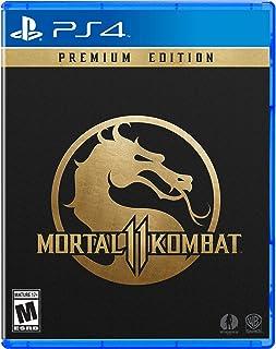 Mortal Kombat 11 - Premium Edition for PlayStation 4