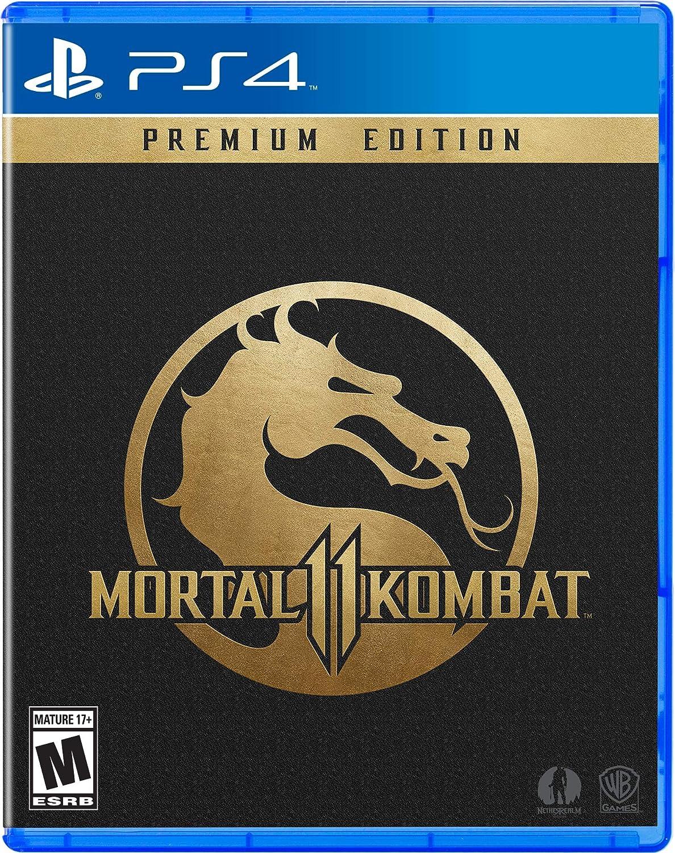 Virginia Beach Mall Mortal Kombat 11: Premium Mesa Mall - 4 PlayStation Edition