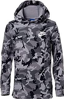 nike sportswear camo hoodie