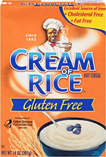 Cream of Rice Gluten Free Hot Cereal, 14 Ounce