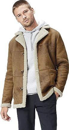 Amazon.es: chaquetas de borrego hombre