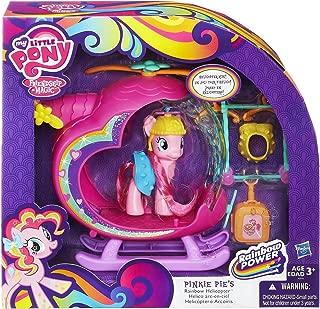 Hasbro My Little Pony Pinkie Pies Rainbow Helicopter