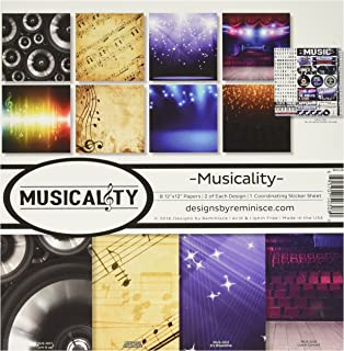 Reminisce Musicality Collection Kit