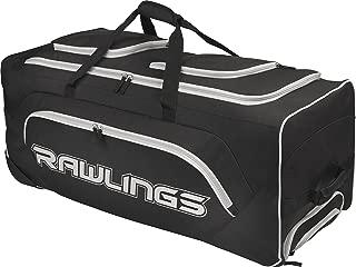 Rawlings Sporting Goods Yadi Wheeled Catcher's Bag