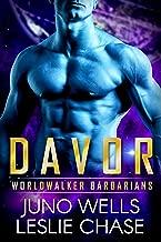 Davor (Worldwalker Barbarians Book 2)